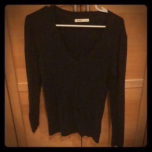 Old navy black v neck sweater